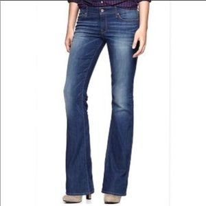 Gap 1969 size 29/8 sexy bootcut jeans